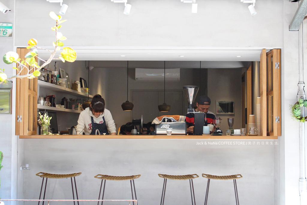 Jack & NaNa COFFEE STORE|臨沂街上的木式咖啡小店,淡淡風味絕對讓咖啡重癮者再度上癮。 @MENS 30S LIFE