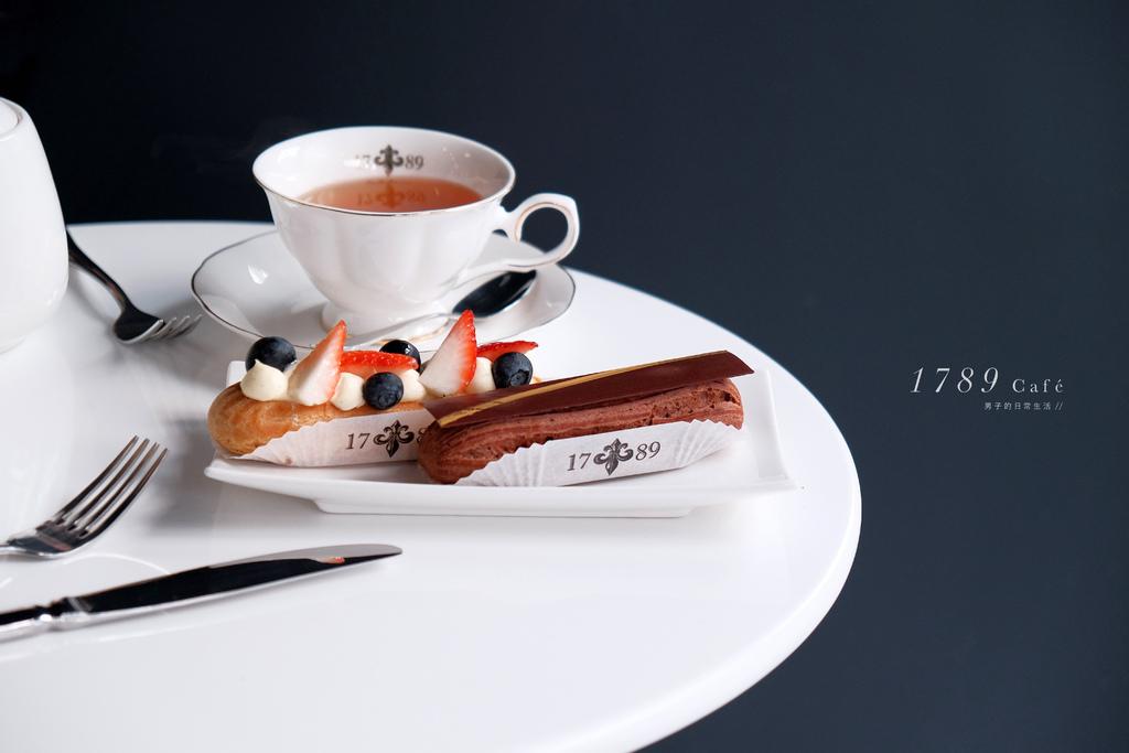1789 Café, by Cyrille Courant 忠孝店,台北法式閃電泡芙,甜點的美味,來自於法國烹飪革命開始的精神。【男子的日常生活】 @MENS 30S LIFE