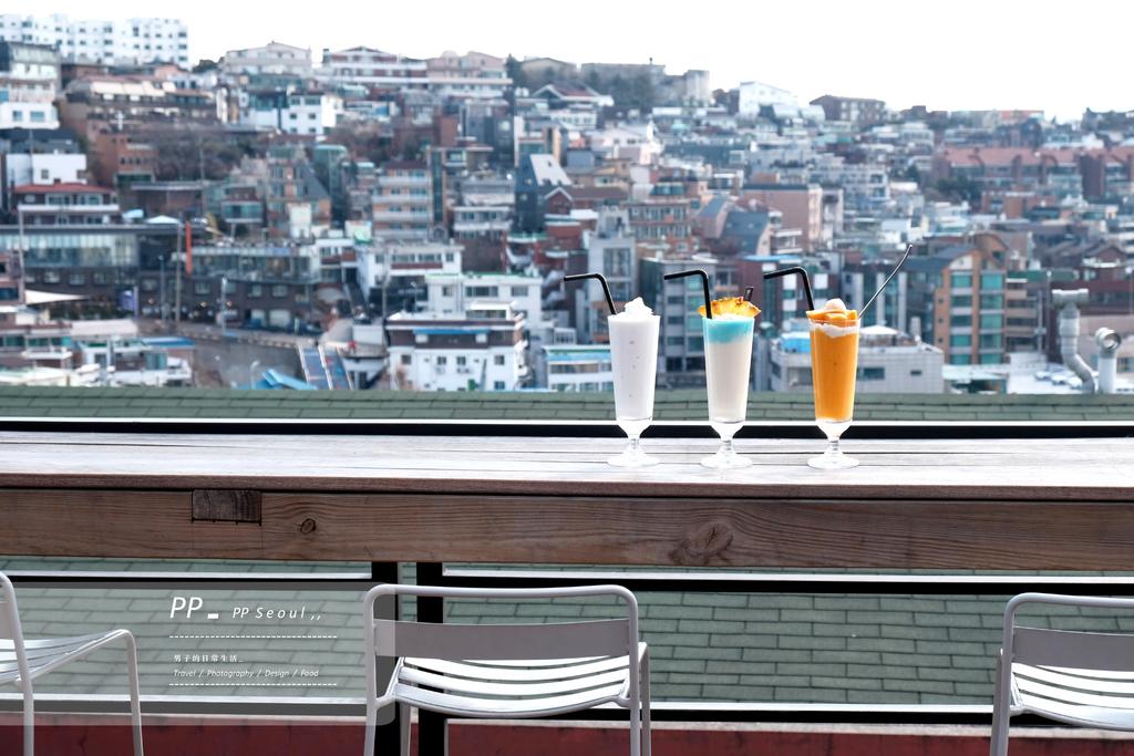 【男子首爾旅行】PP Seoul,看見眼裡不一樣的首爾城市風景,屋頂酒吧。梨泰院/綠莎萍/龍山區/宋慧喬劉亞仁/漢南洞 한남동。 @MENS 30S LIFE