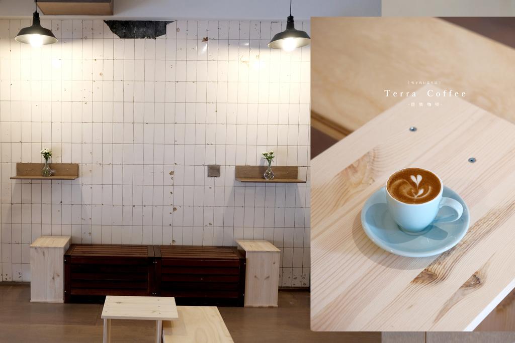 台北 Terra Coffee 德樂咖啡,週間雨日,只想和咖啡說說話。民權西路站咖啡/大同區甜點【男子的日常生活】 @MENS 30S LIFE