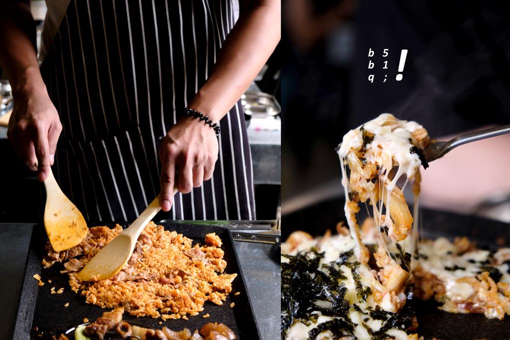 永和韓式 51bbq,再生廢棄鐵工廠裡,是陣陣韓式烤肉料理香氣。永安市場站美食/新北韓式/韓國燒肉【男子的日常生活】 @MENS 30S LIFE