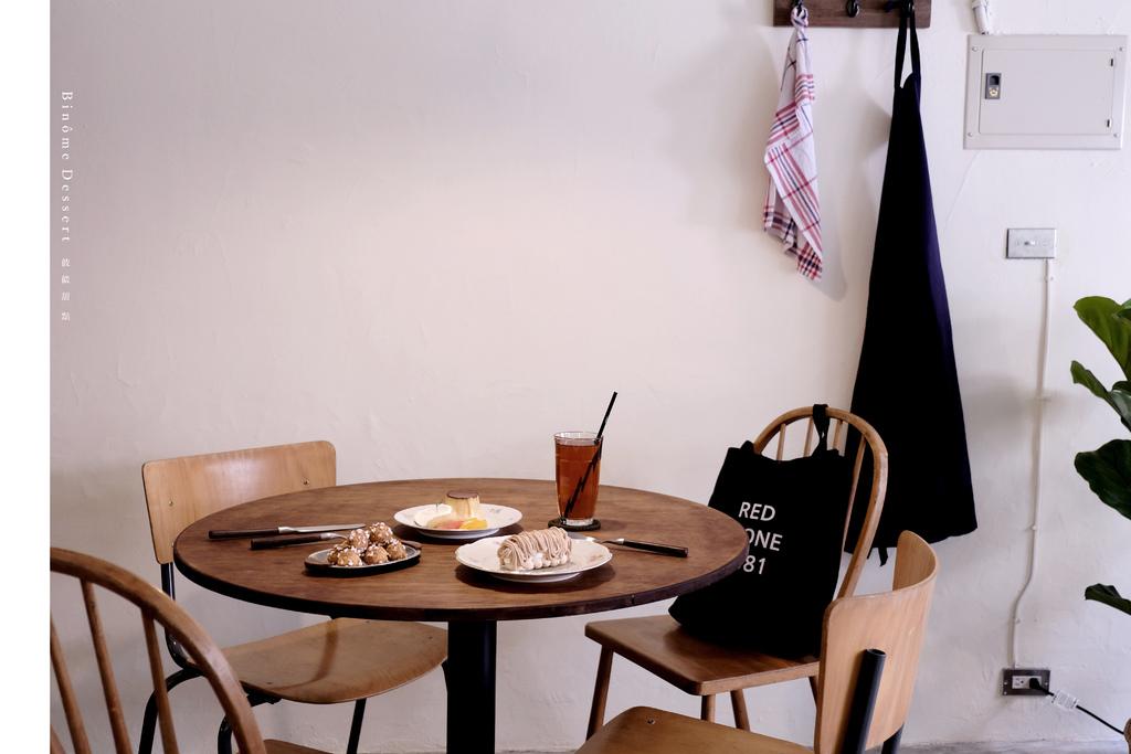 台北 彼儂甜點Binôme Dessert,法式鄉村的鄰家小店,這裡有療癒人心各種可愛的甜。圍行天宮美食/中山區甜點【男子的日常生活】 @MENS 30S LIFE