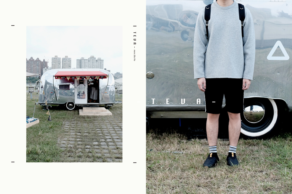 Teva X GQ 城市野營嘉年華,Ember Moc 一鞋兩穿,讓我們自由穿梭城市野營間。運動涼鞋/登山鞋【男子的日常生活】 @MENS 30S LIFE