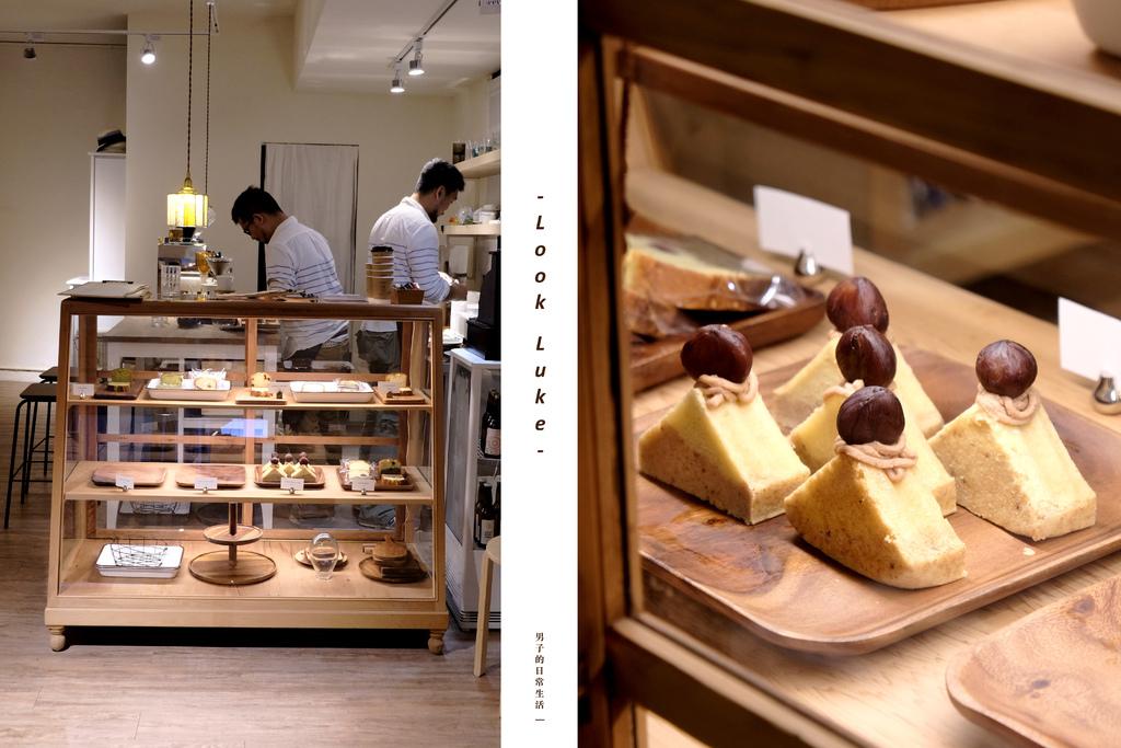 台北Look Luke,兩人的咖啡甜點工作室,裡頭有生命中的各種溫暖。行天宮甜點/中山區咖啡【男子的日常生活】 @MENS 30S LIFE