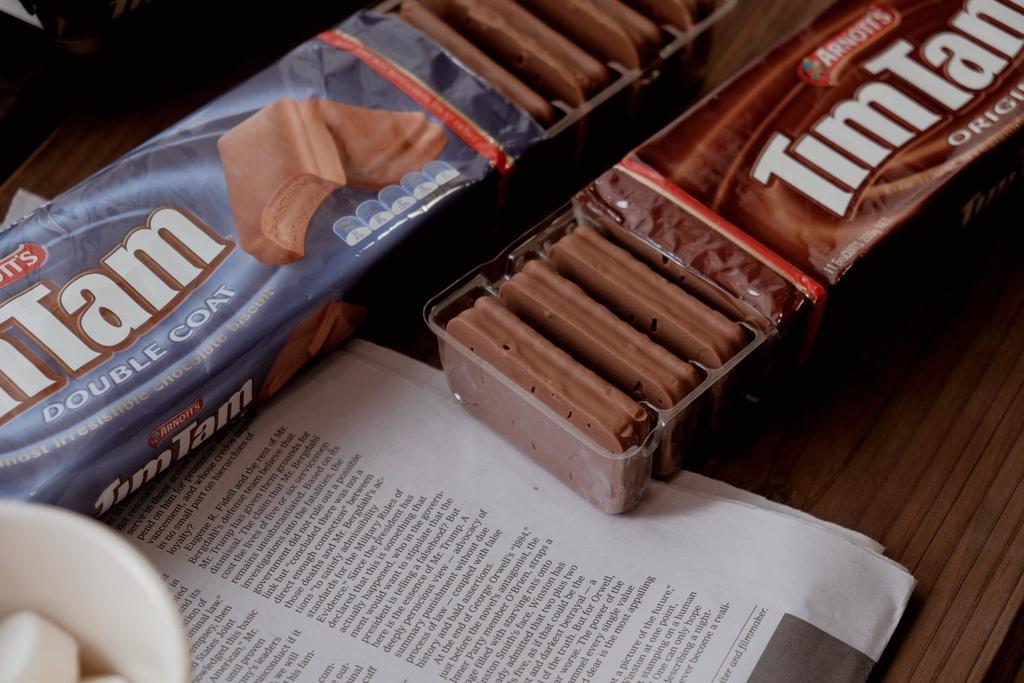 澳洲 TIMTAM 巧克力餅乾,不只是巧克力,我們讓它有了各種美妙滋味。澳洲伴手禮/甜食/零嘴【男子的日常生活】 @MENS 30S LIFE