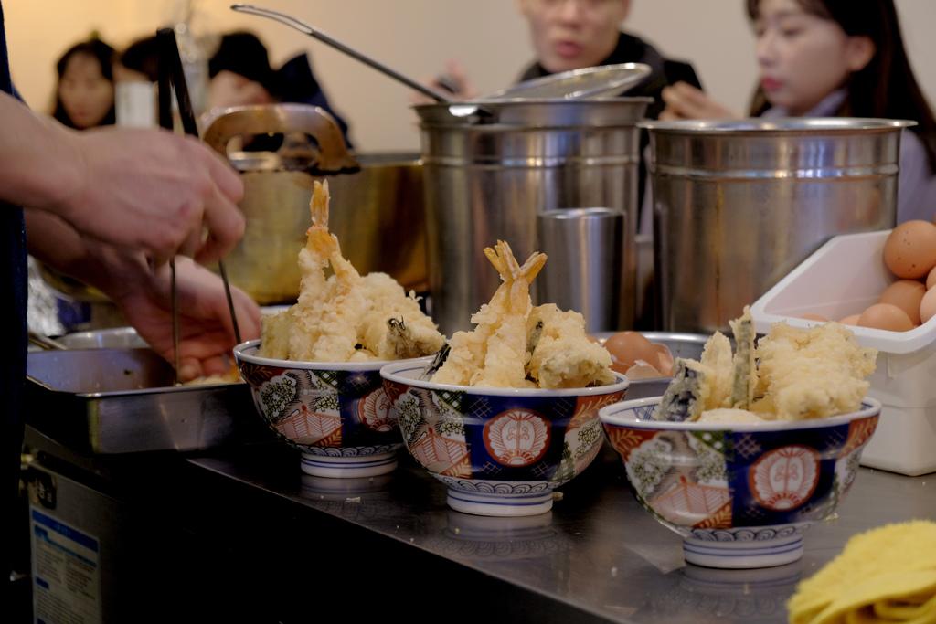 【男子首爾旅行】Ichizen,旅行途中日常茶飯事,就想好好吃一碗日式天丼。麻浦區/這時首爾/新書精選文章/SeoulAtThisTime @MENS 30S LIFE