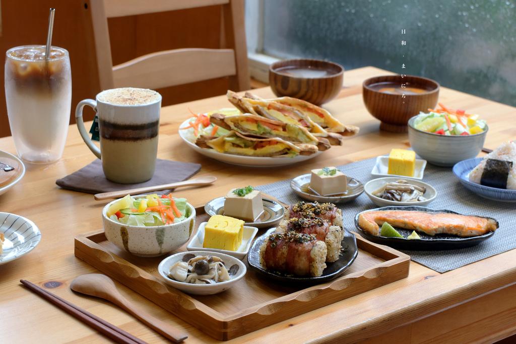 日和 . まいにち ,餐桌上的簡單飯糰、三明治,有著最不簡單的溫暖幸福手藝。桃園美食/日式料理【男子的日常生活】 @MENS 30S LIFE