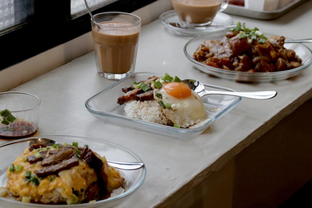 台北 在在 Zoizoi,港式料理食堂,叉燒煎蛋飯與日式咖哩雞飯。萬華區/龍山寺站【男子的日常生活】 @MENS 30S LIFE