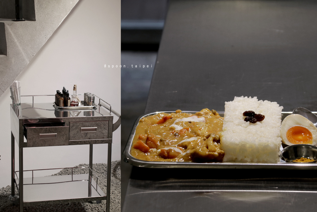 台北 spoon.taipei,躲進地下室實驗系空間,是日子裡的簡單幾樣飯菜。信義安和美食/大安區美食【男子的日常生活】 @MENS 30S LIFE