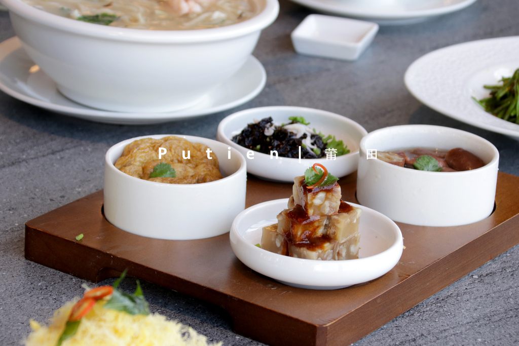 Putien莆田-基隆仁二店,來自新加坡米其林一星的美味饗宴,乘著港灣大啖星洲福建菜。【男子的日常生活】 @MENS 30S LIFE