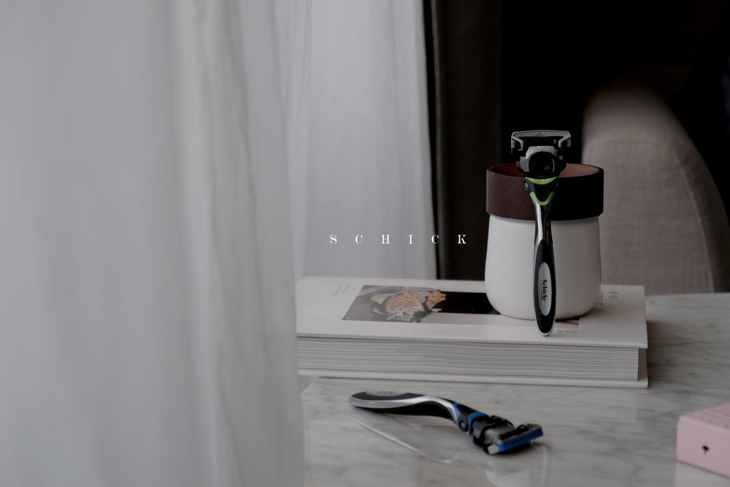 舒適水次元5辨型,全新「衝擊吸收」設計,每日刮去煩腦,保持乾淨體面,也想呵護肌膚多一點。【男子的日常生活】 @MENS 30S LIFE