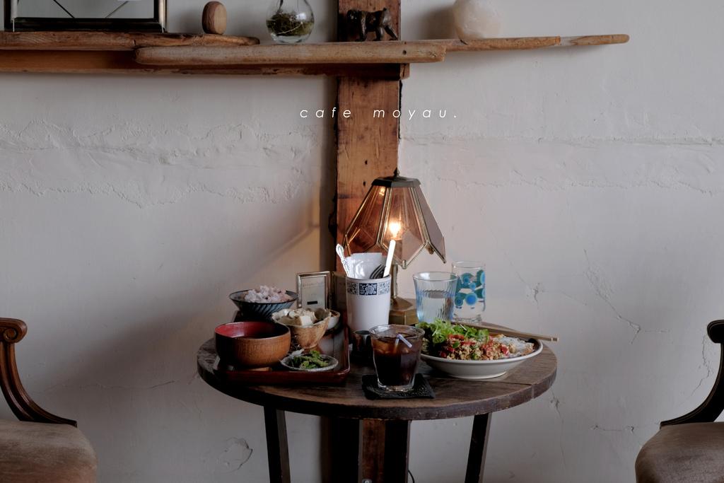 【男子日本旅行】岡山Cafe Moyau,老屋子裡飄香,閱讀咖啡館裡的異國料理。岡山後樂園/カフェモヤウ @MENS 30S LIFE