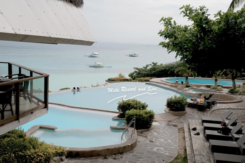 薄荷島 Mithi Resort and Spa 自然景觀渡假村,享受無邊際夢幻泳池。 @MENS 30S LIFE