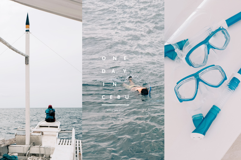 宿霧旅行Day 2 – 薄荷島探險|賞豚、浮潛、自然景觀遊覽,品嚐菲式與韓式料理。 @MENS 30S LIFE
