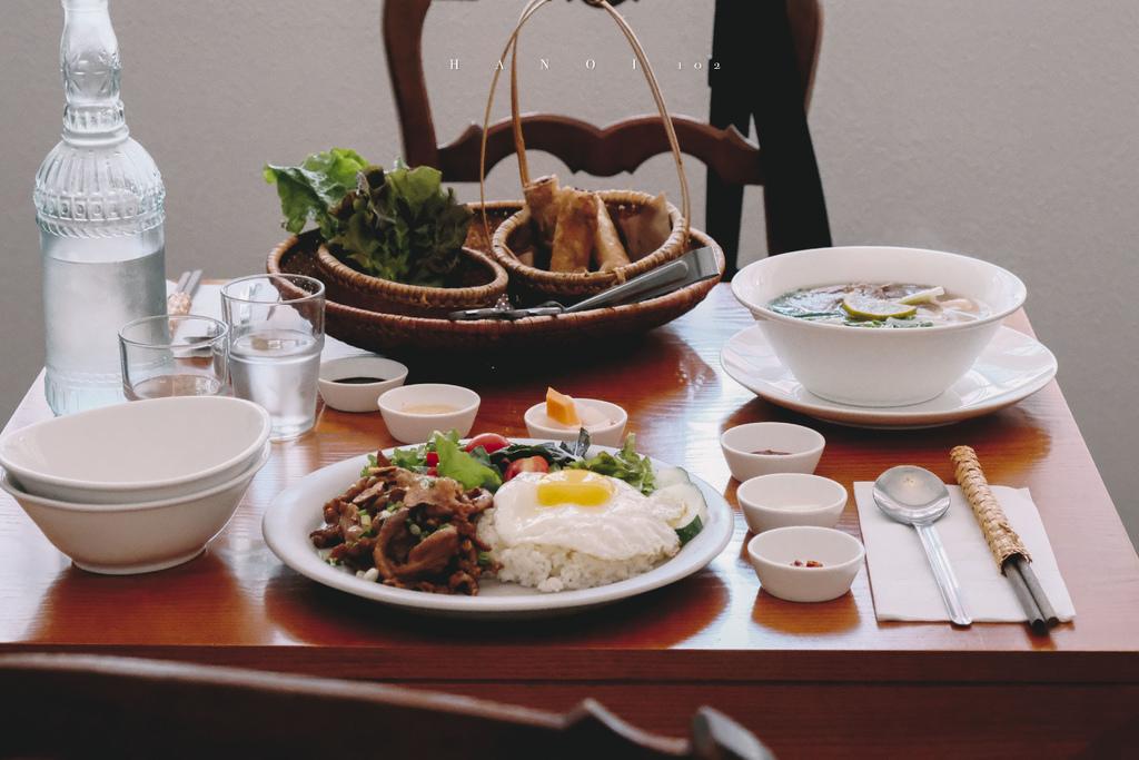 HANOI 102|城東區復古樓房裡的河內越南料理,洋溢著陽光高雅姿態。 @MENS 30S LIFE