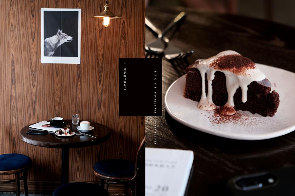 台北 STONE espresso bar & coffee roaster|人來人往的咖啡館,看見午後時間裡的苦甜停留。 @MENS 30S LIFE
