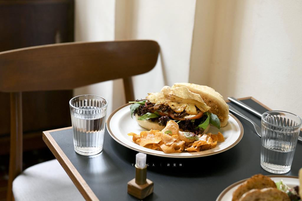 台北 TAIGA 針葉林|純素早午餐,無肉無蛋無奶一樣心滿意足。 @MENS 30S LIFE