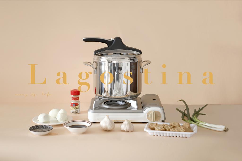 做一碗屬於我們這個年代的男子焢肉飯|義大利品牌Lagostina 樂鍋史蒂娜 Domina Vitamin壓力鍋 @MENS 30S LIFE
