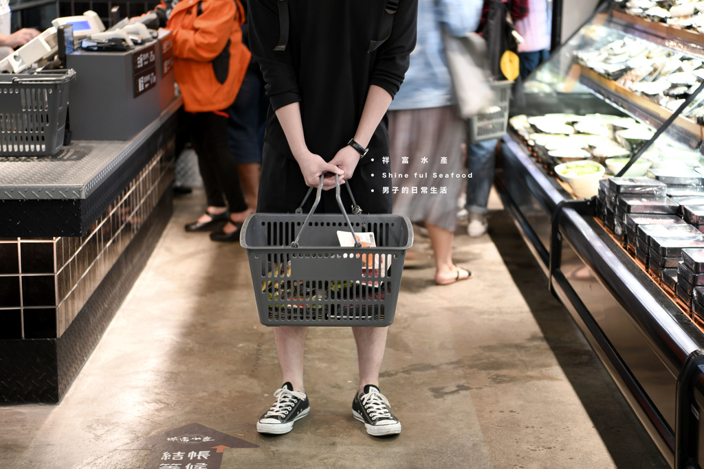 台北 祥富水產|有趣的火鍋超市體驗,營業至深夜兩點。 @MENS 30S LIFE