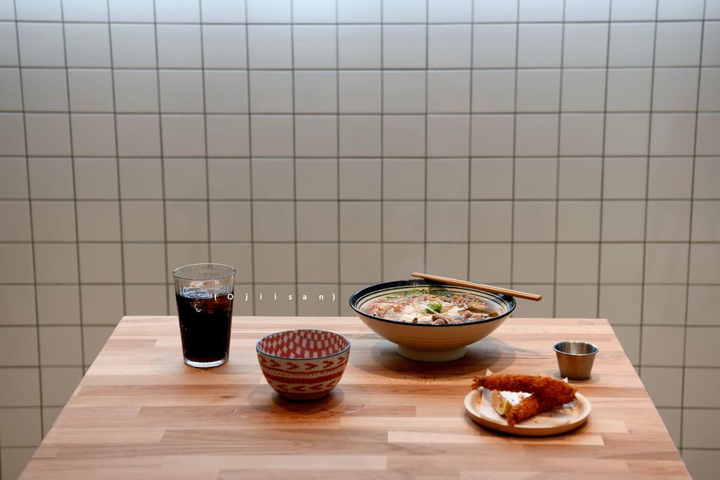 Ojiisan|台北歐吉桑的午間日常,一碗鍋燒意麵配上海鮮炸物。 @MENS 30S LIFE