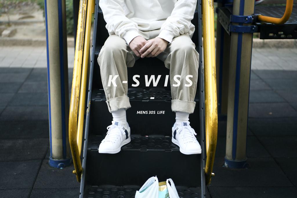 一起走吧!我們這樣度過台北慢慢日常|K-Swiss WP 經典系列鞋款 @MENS 30S LIFE